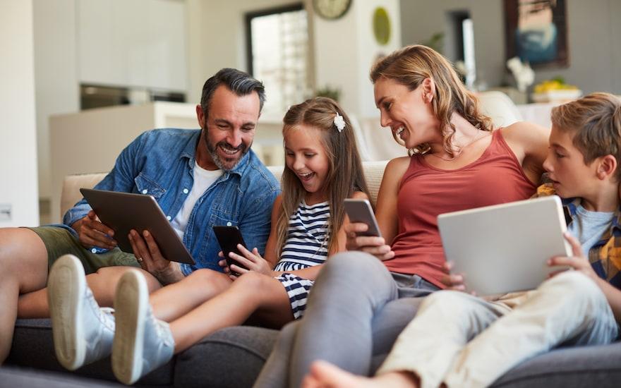 Es hora de evaluar cómo anda nuestra relación familiar
