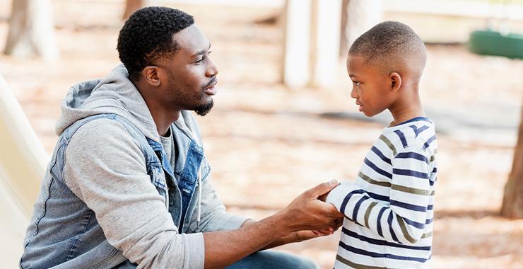 Debemos medir el alcance de lo que le decimos a nuestro cónyuge e hijos.